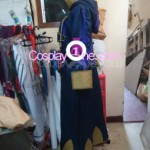 Robin from Fire Emblem Awakening (Tactician) Cosplay Costume side prog