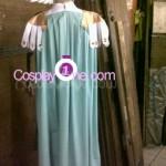 Fuu Houuji from Magic Knight Rayearth Cosplay Costume back prog