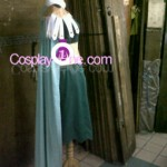 Fuu Houuji from Magic Knight Rayearth Cosplay Costume side prog