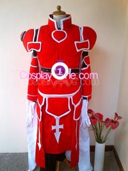 Heathcliff from Sword Art Online Cosplay Costume front