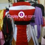 Hikaru Shidou from Magic Knigth Rayearth Cosplay Costume back prog