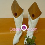 Hikaru Shidou from Magic Knigth Rayearth Cosplay Costume boot