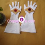 Hikaru Shidou from Magic Knigth Rayearth Cosplay Costume glove
