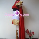 Hikaru Shidou from Magic Knigth Rayearth Cosplay Costume side