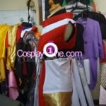 Hikaru Shidou from Magic Knigth Rayearth Cosplay Costume side prog