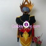 Justicar Syndra from League of Legends Cosplay Costume back