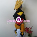 Justicar Syndra from League of Legends Cosplay Costume side
