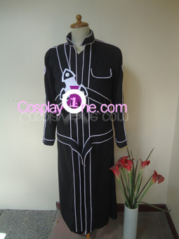 Kirito from Sword Art Online Cosplay Costume front