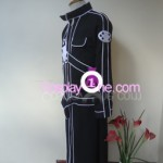 Kirito from Sword Art Online Cosplay Costume side