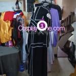 Kirito from Sword Art Online Cosplay Costume side prog