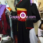 Red Miketsukami Cosplay Costume side prog
