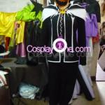 Sora version Halloween from Kingdom Hearts Cosplay Costume front prog