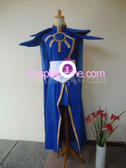 Umi Ryuuzaki from Magic Knight Rayearth Cosplay Costume front