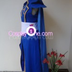 Umi Ryuuzaki from Magic Knight Rayearth Cosplay Costume side