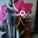 Templar Assassin from Dota 2 Cosplay Costume back prog