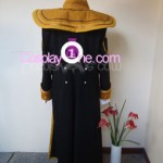 Twisted Fate II from League of Legends Cosplay Costume back