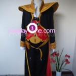 Twisted Fate II from League of Legends Cosplay Costume front