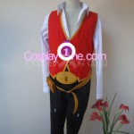 Twisted Fate II from League of Legends Cosplay Costume front in
