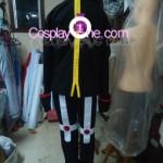 Valvatorez Cosplay Costume back prog