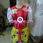 Kyary Pamyu Pamyu her ponponpon song Cosplay Costume front prog