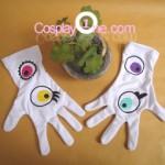 Kyary Pamyu Pamyu her ponponpon song Cosplay Costume gloves