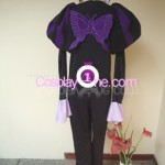 Papillon Cosplay Costume back