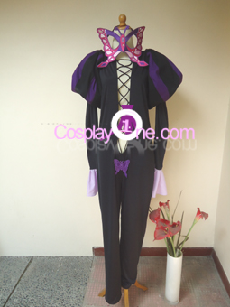 Papillon Cosplay Costume front