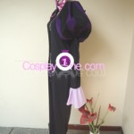 Papillon Cosplay Costume side