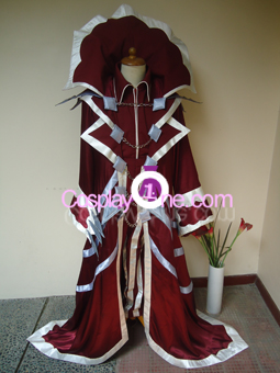 Vladimir Hemomancer from League of Legends Cosplay Costume front