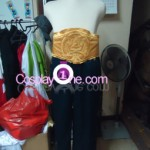 Ay The 4th Raikage from Naruto Cosplay Costume front prog