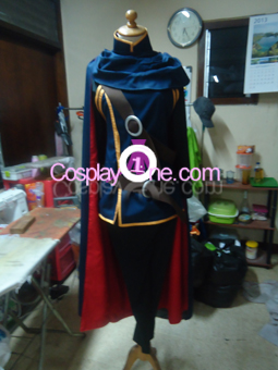 Lucina from Fire Emblem Awakening Cosplay Costume front prog