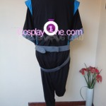 Modern Day Kitana from Mortal Kombat Cosplay Costume back