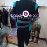 Modern Day Kitana from Mortal Kombat Cosplay Costume back prog