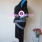 Modern Day Kitana from Mortal Kombat Cosplay Costume side