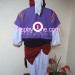 Rei Ryugazaki (Splash Free Version) Cosplay Costume back
