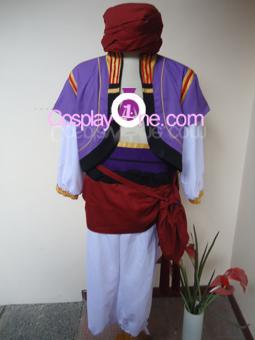 Rei Ryugazaki (Splash Free Version) Cosplay Costume front