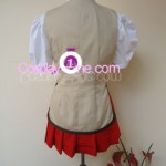 School Rumble Spring Cosplay Costume back