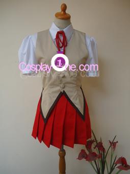 School Rumble Spring Cosplay Costume front