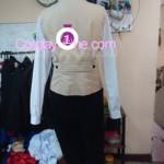 Valvatorez Cosplay Costume in 1 back prog