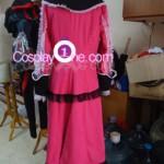 Velvet from Shining Ark Gameplay Cosplay Costume back prog