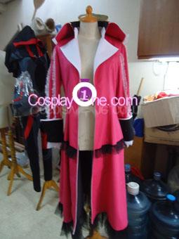 Velvet from Shining Ark Gameplay Cosplay Costume front prog