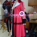 Velvet from Shining Ark Gameplay Cosplay Costume side prog