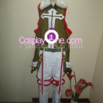 Elsword from The MMO Gameplay Cosplay Costume front