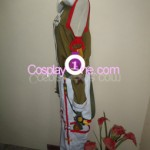 Elsword from The MMO Gameplay Cosplay Costume side