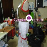 Elsword from The MMO Gameplay Cosplay Costume prog