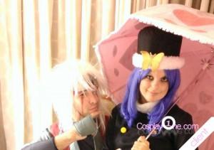 Juvia Lockser from Fairy Tail Cosplay Costume