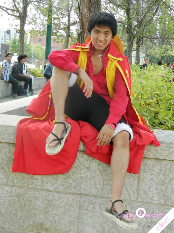 One Piece Cosplay - Monkey D Luffy   Cosplay1.com The best ...