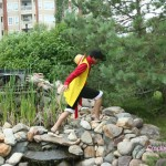 Best Monkey D Luffy from One Piece Cosplay Costume Pose