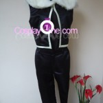 Greed from Fullmetal Alchemist Cosplay Costume front