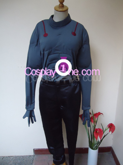 Greed from Fullmetal Alchemist Cosplay Costume front monster